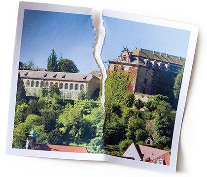 Schloss Neue Schloss Baden-Baden